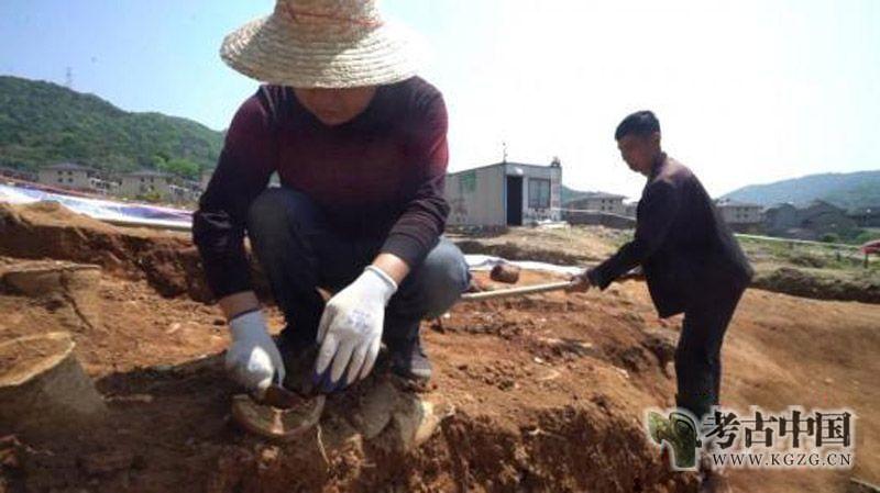浙江台州路桥考古发现9处东晋时期窑址
