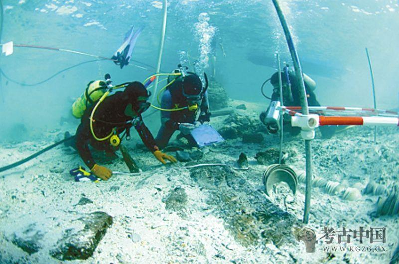 """陆成宽:水下考古不是简单的""""海底捞"""""""
