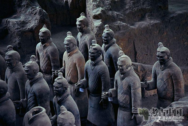 铁器时代 · 秦兵马俑坑
