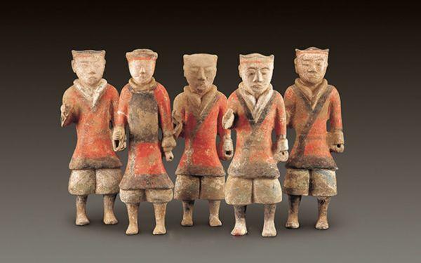 铁器时代 · 杨家湾汉墓