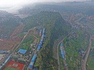 重庆:万州天生城遗址发现宋代多处遗迹和礌石