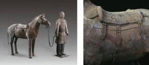 """李云河:考古文献与古代艺术里的""""软马鞍"""""""