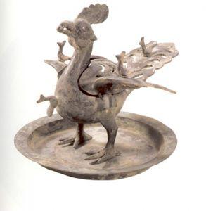 西汉 · 五凤熏炉(河南博物院)