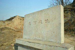 青铜时代 · 台西遗址