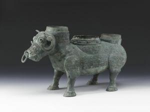 春秋 · 牺尊(上海博物馆)