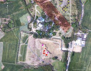 四川:三星堆遗址近期再次出土一件青铜神树