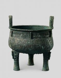 消失的古噩国留下了这些青铜器