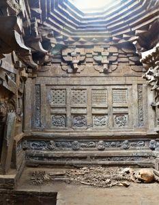 山西垣曲县金代仿木构砖室结构墓葬发掘结束