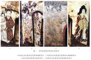 申文喜:晚唐魏博镇女性形象的考古学观察——以安阳晚唐墓壁画为例
