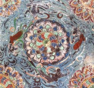 莫高窟意一些:敦煌壁画的风格特征与色彩语言
