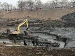 河北:大运河河北泊头段发现明代沉船