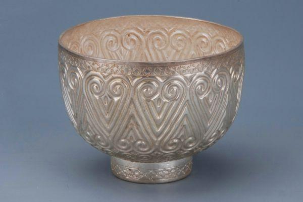 南宋 · 云头纹银杯(江西省博物馆)