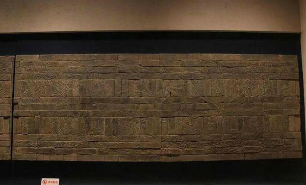 铁器时代 · 南京地区模印拼嵌画像砖墓