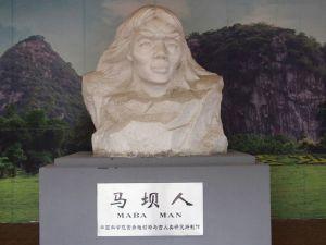 旧石器时代 · 马坝人