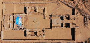 陕西:榆林发现明代长城城堡遗址