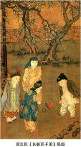 魏女:陕西出土的宋代儿童体育文物