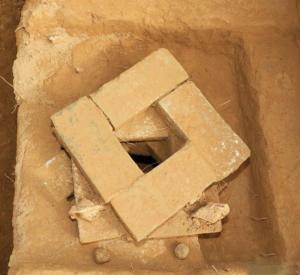"""山西:盂县发现元代纪年墓 """"明堂""""属元代考古首见"""