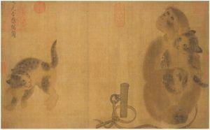 杨涛:宋墓狸影——宋墓壁画中猫的形象