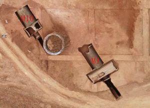 湖南:郴州市北湖区黄泥塘墓群发现汉至唐代墓葬