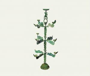 汉代 ·  十三盏铜连枝灯(甘肃省博物馆)
