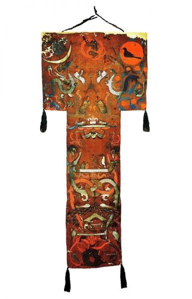 铁器时代 · 汉代帛画