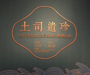 深圳博物馆:土司遗珍——四川平武明代土司家族文物精品展