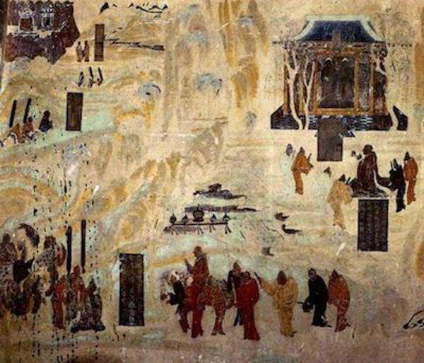 荣新江:张骞、娜娜槃陀等丝路岁月里的大人物与小人物
